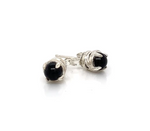 Wicken: Storm Nest Earrings - Silver