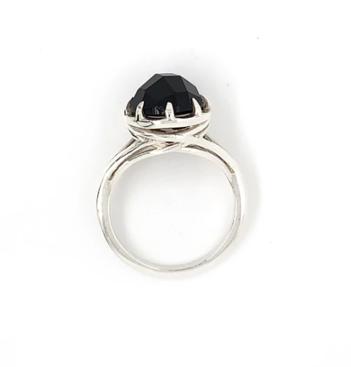 Wicken: Storm Nest Ring - Silver