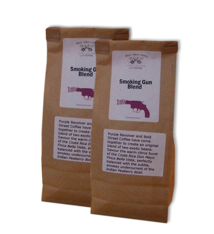 Smoking Gun Blend Coffee