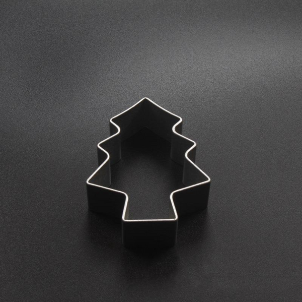 CHRISTMAS & ANIMAL SHAPE COOKIE CUTTERS