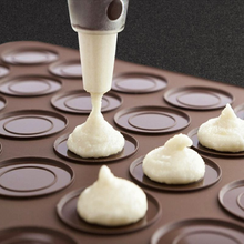 Load image into Gallery viewer, SILICONE MACARON MAT