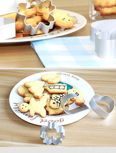 COOKIE FONDANT CUTTER 30 STYLES