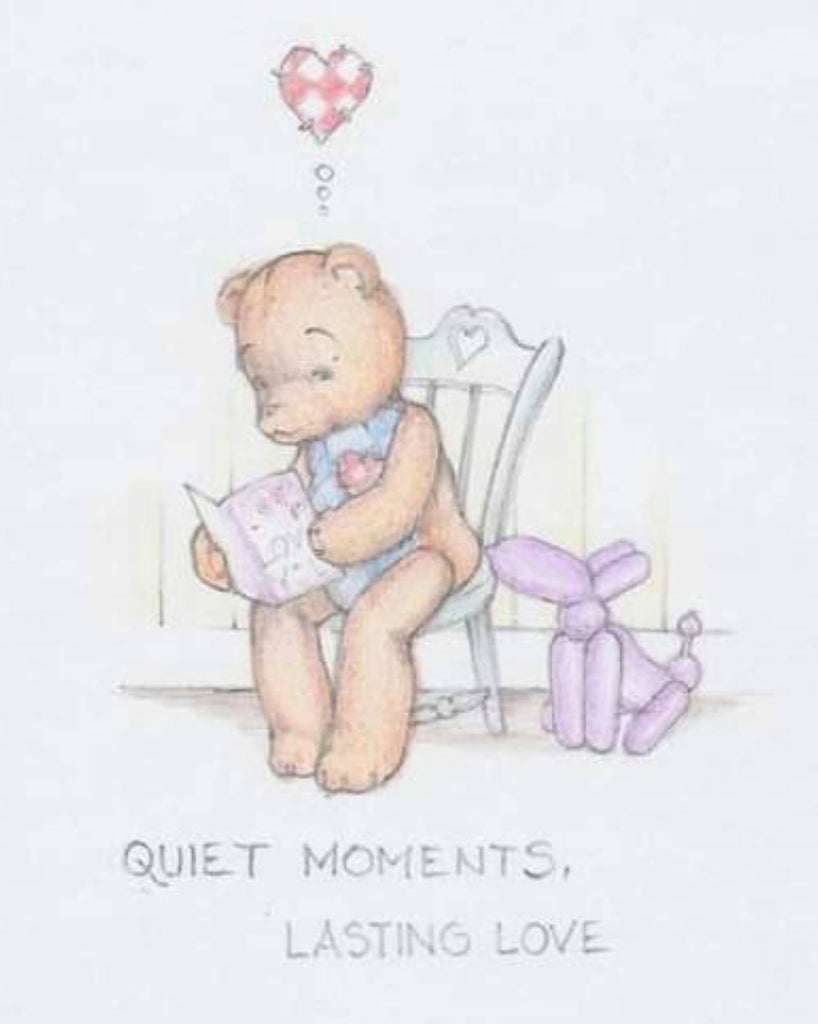 Flashback Friday...we love these quiet lovely moments!