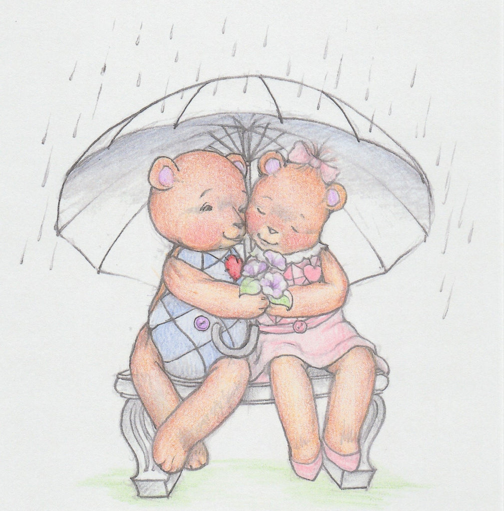 April showers bring May flowers...and a little romance