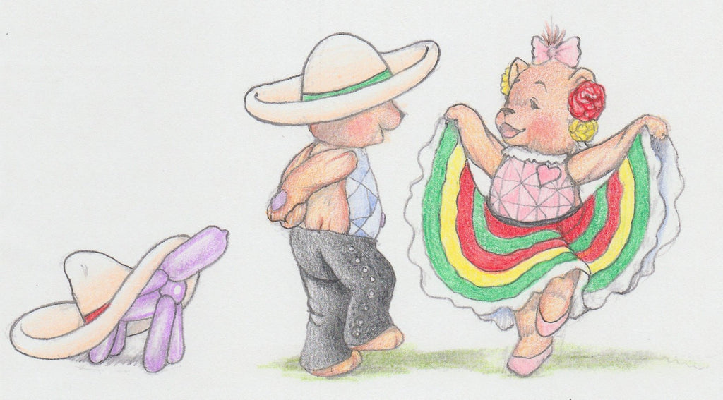 Fiesta! Happy Cinco de Mayo weekend to all <3