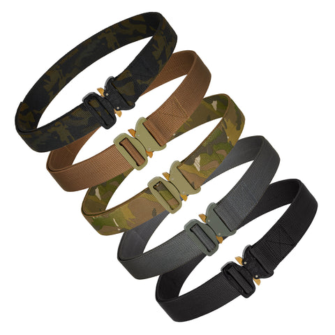 "Stacked Double Duty 1.75"" EDC Belts - Applied Gear, everyday carry, tactical belt, tactical gear"