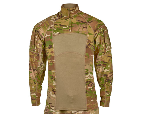 Small Multicam OCP ACS Army Combat Shirt Type II - Applied Gear, everyday carry, tactical belt, tactical gear
