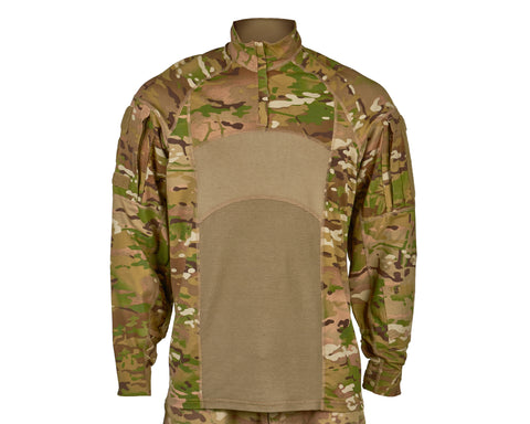 Large Multicam OCP ACS Army Combat Shirt Type II - Applied Gear, everyday carry, tactical belt, tactical gear