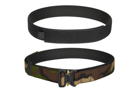 Woodland Double Duty System - Applied Gear, everyday carry, tactical belt, tactical gear