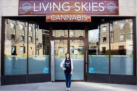 Living Skies Cannabis