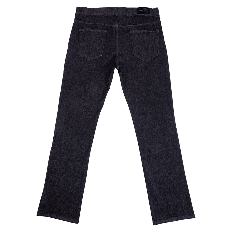 Rigid Denim Jeans