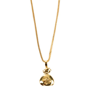 Street Dreams x Gold Gods Money Bag Chain