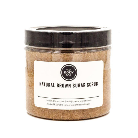 Black & Tan Sugar Scrub