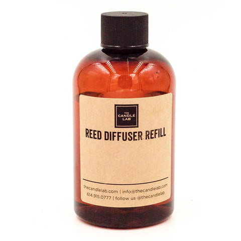 Tomato Leaf Reed Diffuser Refill