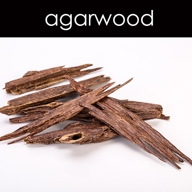 Agarwood Candle