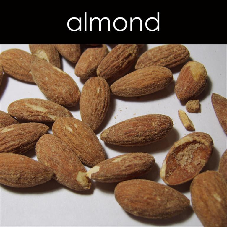 Almond Candle