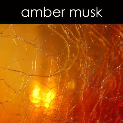 Amber Musk Room Spray