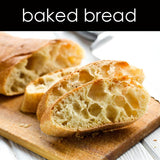 Baked Bread Candle