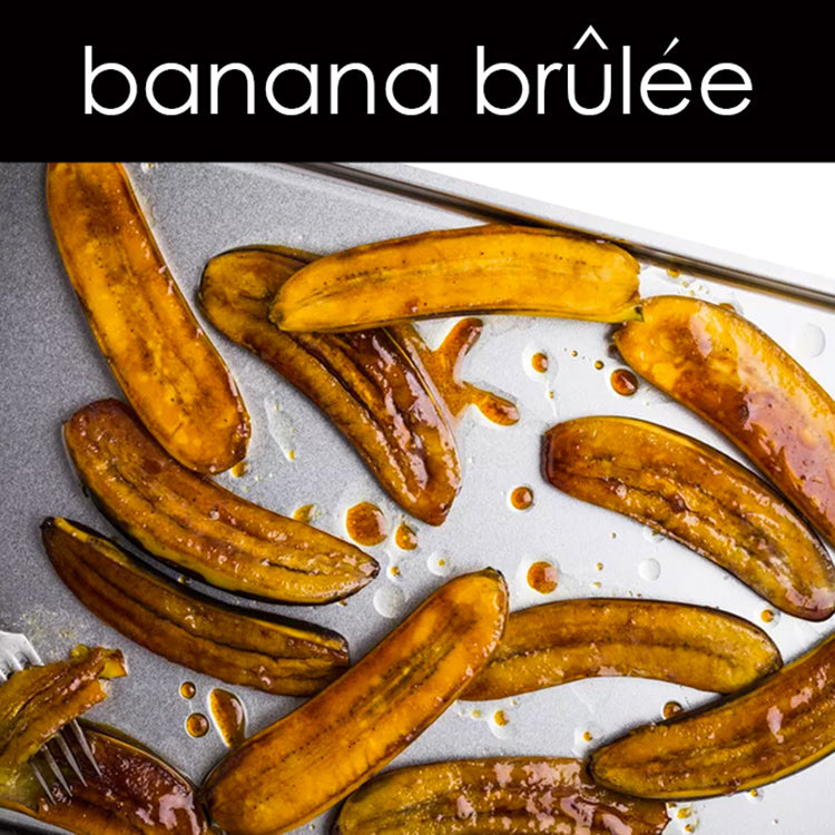 Banana Brûlée Fragrance Oil
