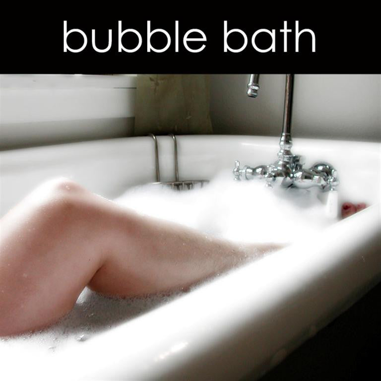 Bubble Bath Fragrance Oil