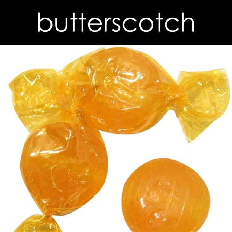 Butterscotch Candle