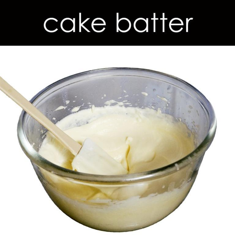 Cake Batter Reed Diffuser