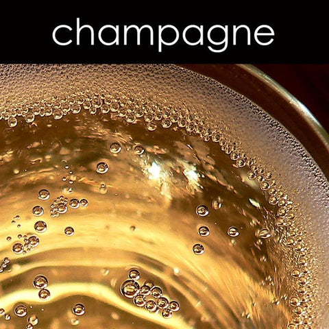 Champagne Candle