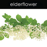 Elderflower Candle