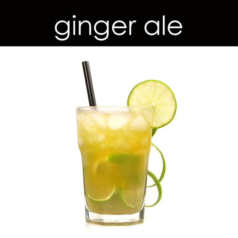 Ginger Ale Candle