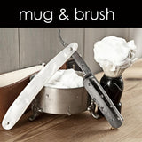 Mug & Brush Candle