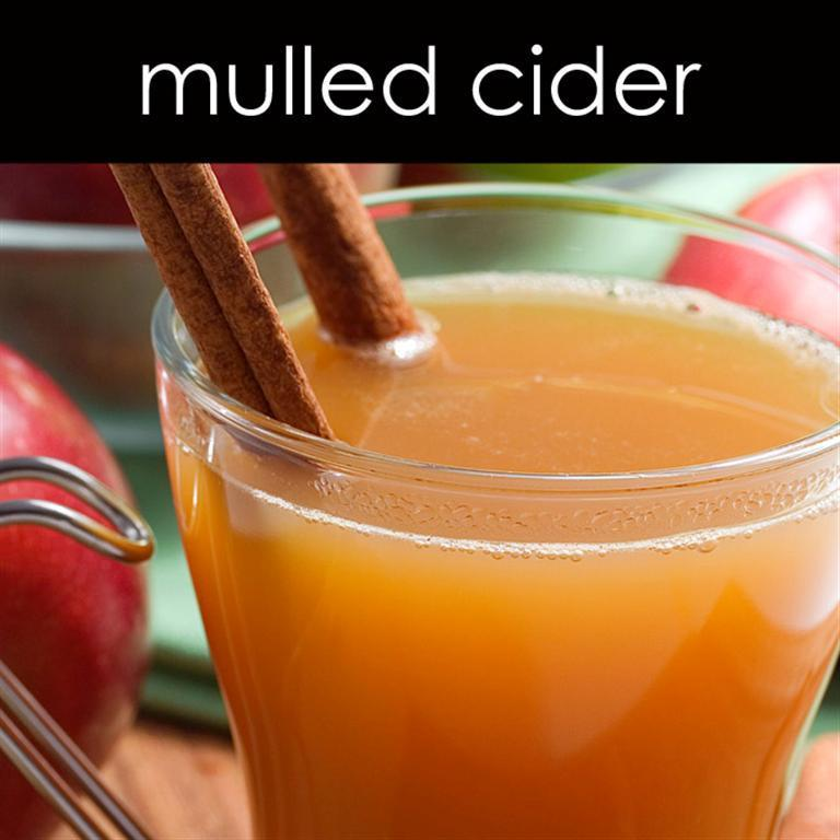 Mulled Cider Sugar Scrub