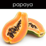 Papaya Candle