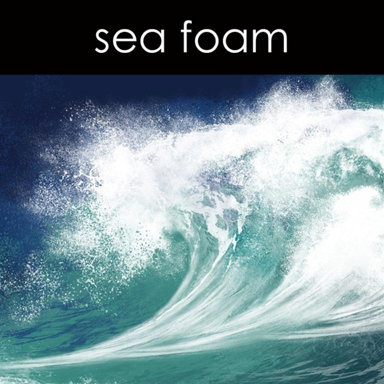 Sea Foam Candle