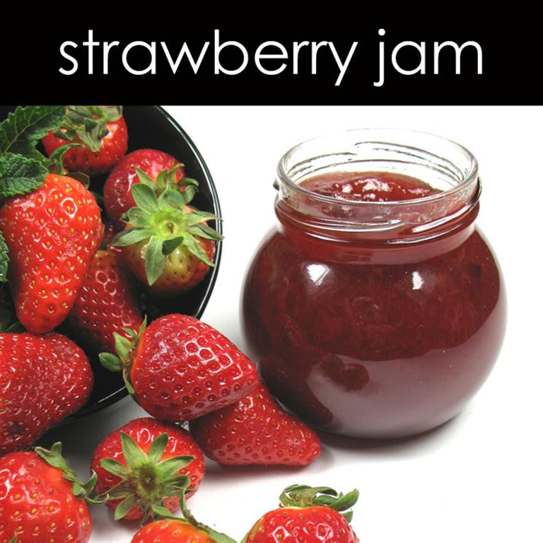 Strawberry Jam Candle