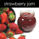 Strawberry Jam Tart