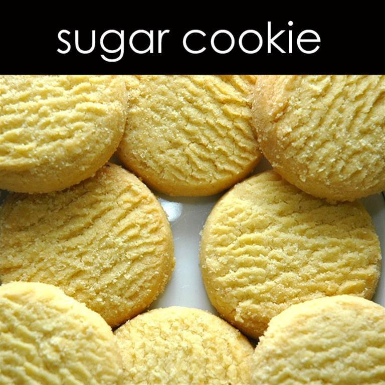 Sugar Cookie Reed Diffuser Refill