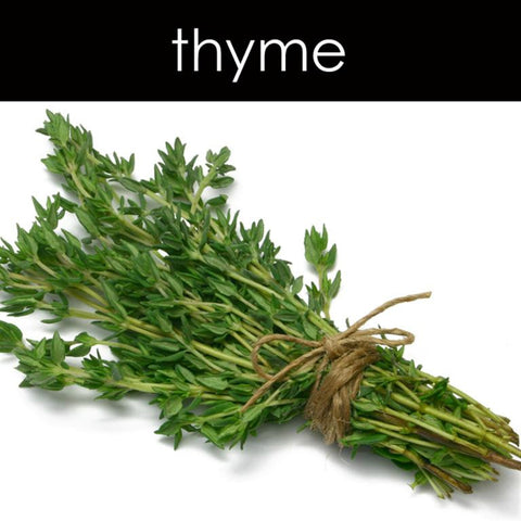 Thyme Candle