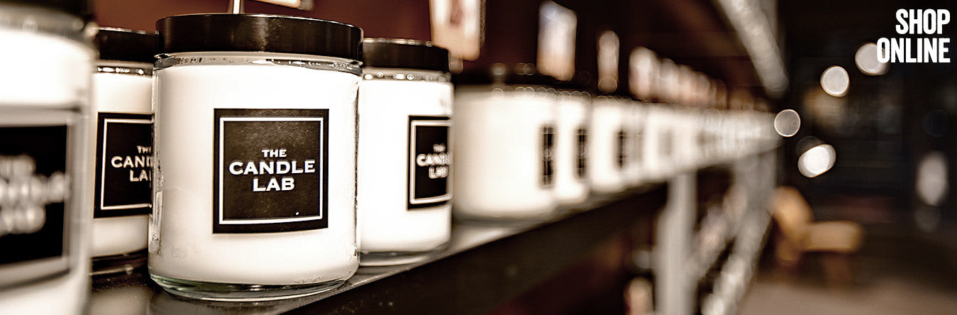 The Candle Lab - Soy Candles and Custom Fragrance for your