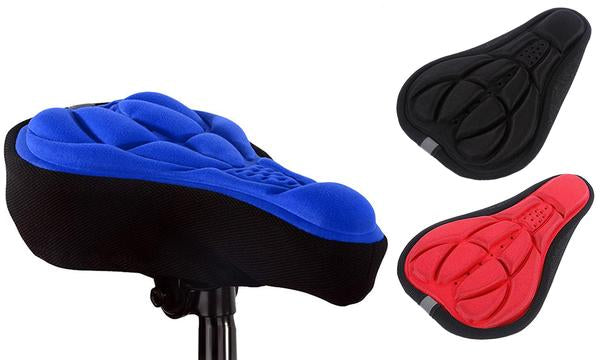 3D Gel Bicycle Seat Cover