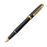 Sheaffer Prelude Matte Black Fountain Pen