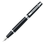 Sheaffer 300 Gloss Black Fountain Pen