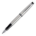 Waterman Expert 3 Stainless Steel Fountain Pen