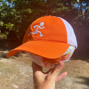 Orange Trucker Hat