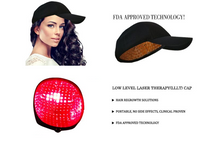 Load image into Gallery viewer, FDA Cleared 272 Laser Diodes Hair Regrowth Helmet Cap for Hair Loss Treatment for Men and Women. LLLT 650nm