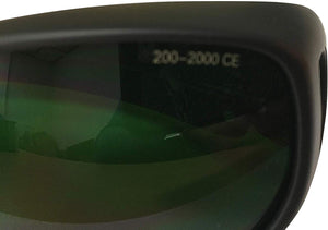 Safety Glasses For Cold Laser Therapy