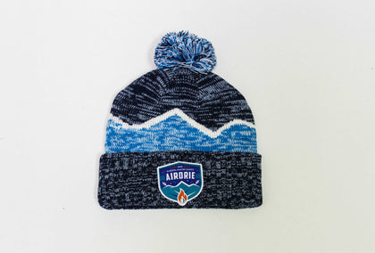 Light/Navy Blue Toque
