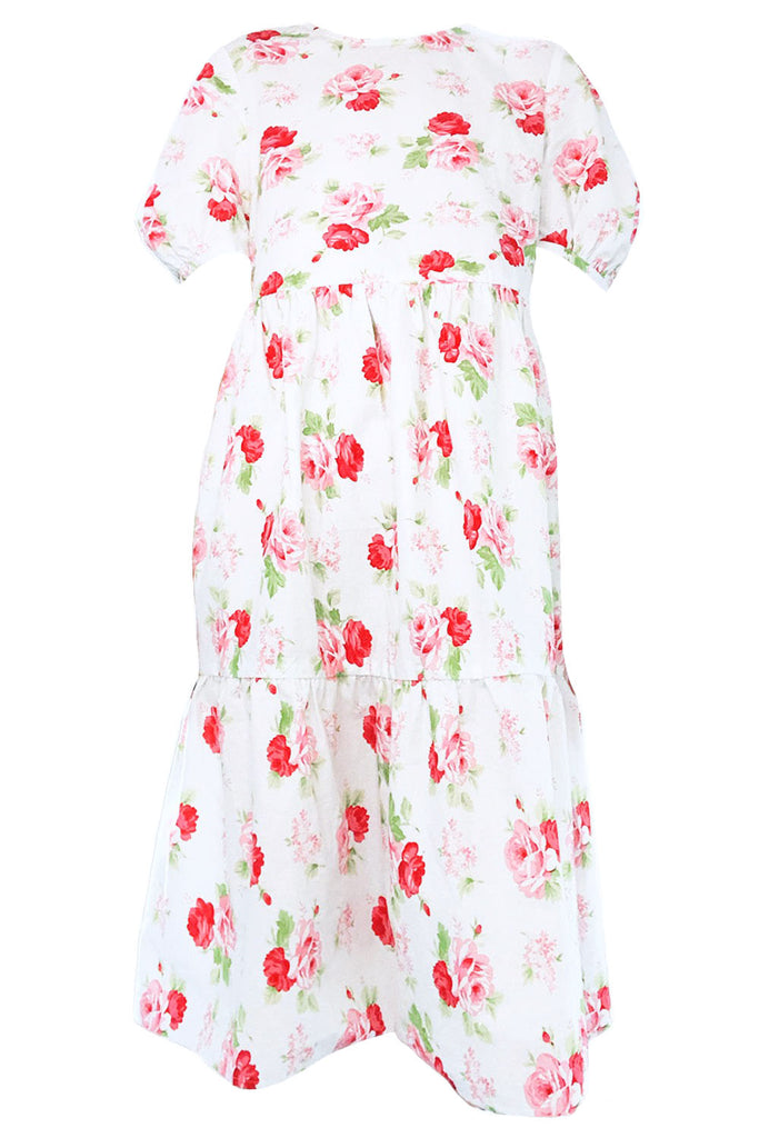 Cotton Madeline Dress