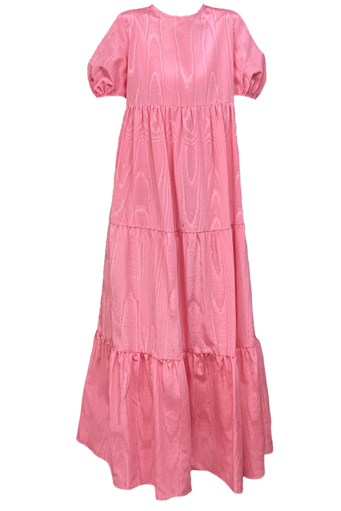Pink Moire Charlie Dress
