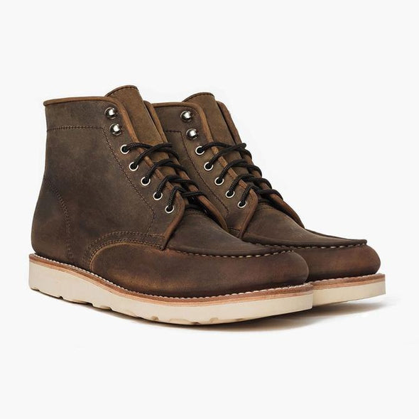 High Quality Fashion Men Pu Leather British Boot