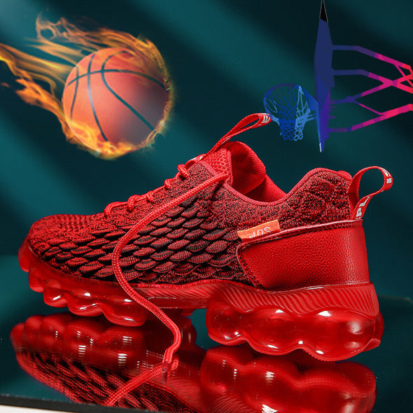 Air Max Cushion Breathable Mens Basketball Shoes